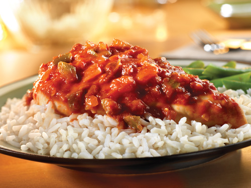 Success - Sweet and Spicy Picante Chicken with Rice - Success ...