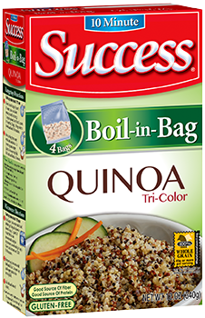 Success® Tri-Color Quinoa